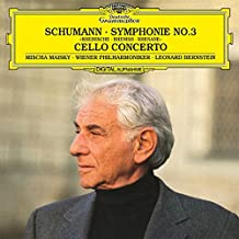 """Sinfonie 3 """"Rheinische""""+Cellokonzert [Vinyl LP]"""