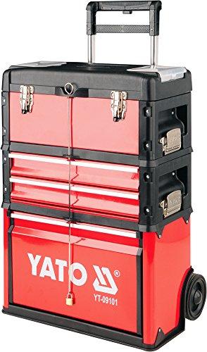 Preisvergleich Produktbild Yato yt-09101–Instrument, Warenkorb besteht aus 3Teilen
