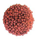 VF - Pellet qualità premium per carpe, 6mm, secchio da 3kg, fragola