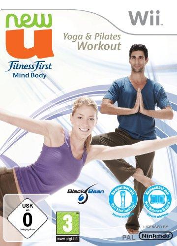 New U - Fitness First Mind Body Yoga & Pilates Workout