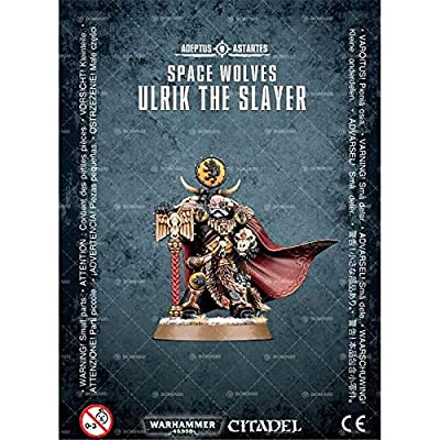 Ulrik The Slayer 53-17 -Space Wolves - Warhammer 40,000