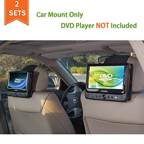 tfy-supporto-auto-per-sylvania-sdvd9805-dvd-portatile-9-pollici-2-pezzi