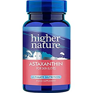 51T2YCCtDgL. SS300  - Higher Nature Astaxanthin For skin and eyes 30caps