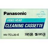 Galleria fotografica Panasonic NV-TCL20-E - Cassetta di pulitura VHS-C