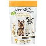 DARM AKTIV Complex für Hunde & Katzen - Gesunder Darm = Gesundes Tier (50g Pulver)