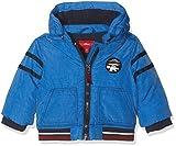 s.Oliver Baby-Jungen Jacke 59709512438, Blau (Blue Melange 55W6), 68