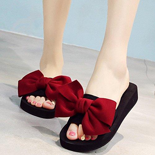 Estate Sandali Pantofole estive pattinate Pattini da spiaggia sandali Pantofole Colore / formato facoltativo 1002