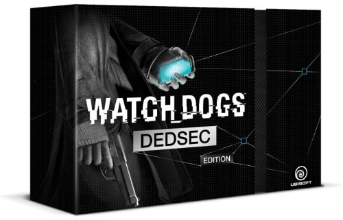 PS3 WATCH DOGS DEDSEC EDITION