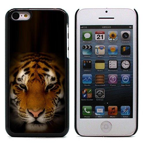 Graphic4You Baby Tiger Tier Design Harte Hülle Case Tasche Schutzhülle für Apple iPhone 5C Design #5