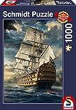 Schmidt Spiele Puzzle 58153 - Segel gesetzt!, 1.000 Teile Puzzle