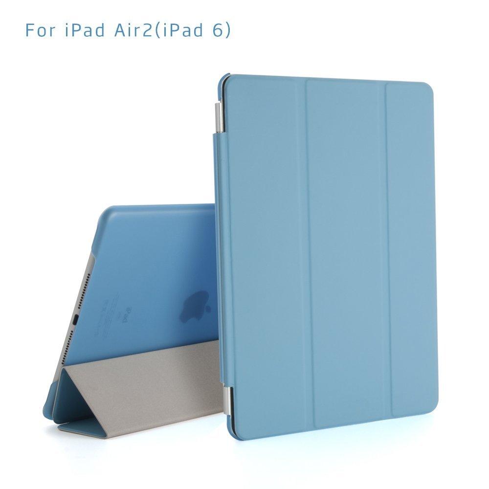 MAXAH® Custodia protettiva per iPad Air 2(iPad 6), coperchio di protezione per il caso di cintura t
