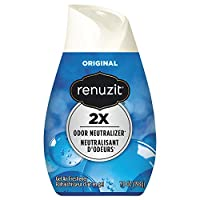 Renuzit Super Odor Killer Air Freshener Adjustable, Unscented, Solid, 7oz (Case of 12) by Dial Professional