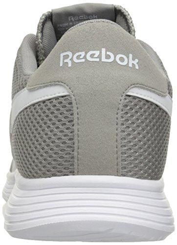 Reebok Königlichen Ec Fahrt Fashion Sneaker Tin Grey/White