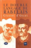 Le Double Langage de Rabelais