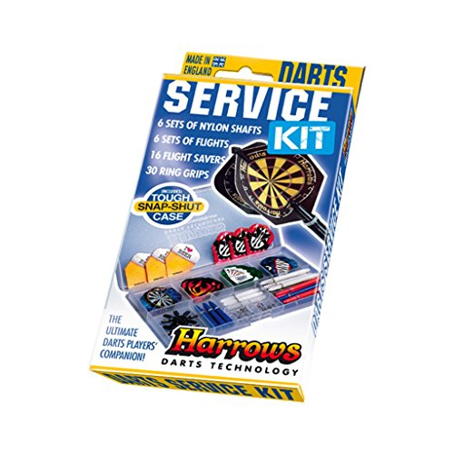 Harrows Darts Service Kit, 17cm
