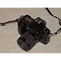FOTOTECHNIK by LLL Cámara Réflex Canon EOS 1000F–SLR Camera + Objetivo AF Zoom Lens Canon EF 1: 4–5.635–80mm * * Técnica–Geprüft Funciona * *