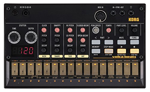 Korg VOLCA BEATS Analog Drum-Maschine