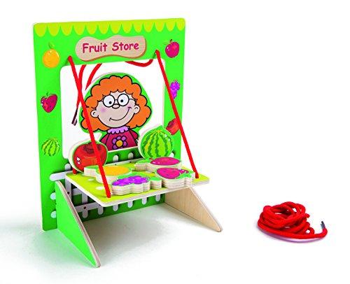 Small Foot by Legler 5873 Verkaufsstand Obst, Spielset Preisvergleich