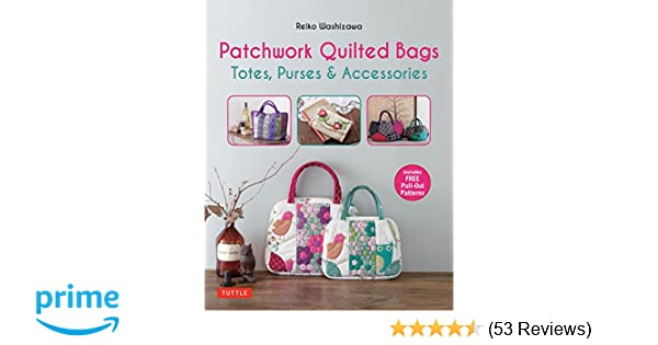 Patchwork Quilted Bags  Totes 0b5df4fef817c