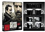 The Walking Dead Staffel 7 [6 DVDs] + The Walking Dead Kaffeetasse