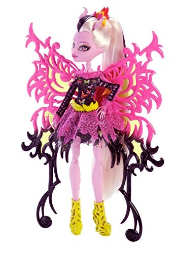 Mattel Monster High CCM47 - Fatale Fusion Hybrid Bonita Femur, (High Monster Neue Puppen)