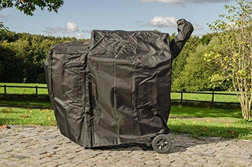 CLP BBQ Smoker Abdeckhaube / Grill-Abdeckung 111 x 60 x 122 cm (H x B x L)