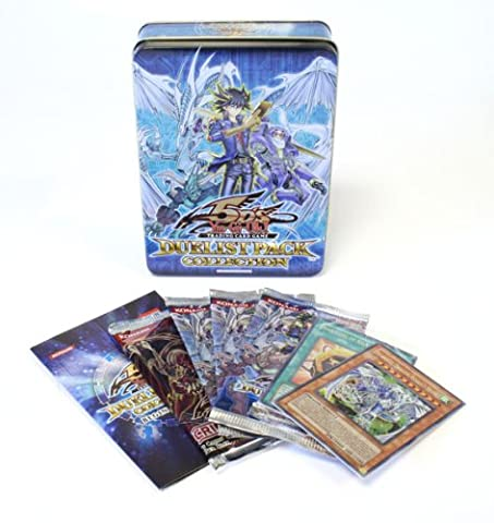 YU-GI-OH ~ DUELIST PACK COLLECTION TIN 2009