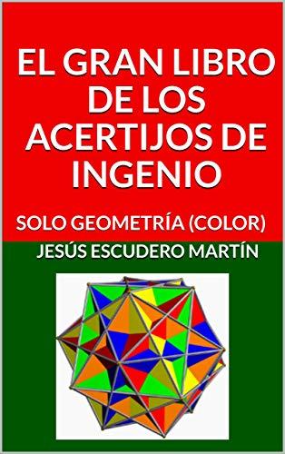 EL GRAN LIBRO DE LOS ACERTIJOS DE INGENIO: SOLO GEOMETRÍA (COLOR ...