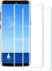 Etmury Galaxy S9 Panzerglas Schutzfolie, Neues Upgrade Hartglas Displayschutz 9H Härte Passt Perfekt für Galaxy S9,Anti-Scratch und Hohe Auflösung Displayschutzfolie für Samsung Galaxy S9,2 Stück