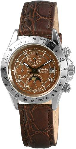 Stolzenberg Herren-Armbanduhr Analog Automatik ST2700290007
