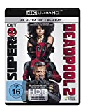 DVD Cover 'Deadpool 2 [4K Ultra HD und Blu-ray]