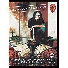 Priester Aquiles Aquiles Priester Inside My Psychobook Drums Book/CD