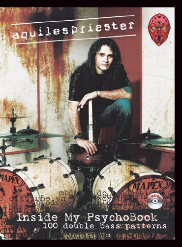 Aquiles Priester: Inside My Psychobook [With CD (Audio)] por Aquiles Priester