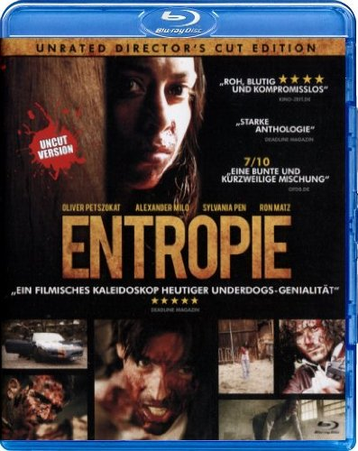 Entropie - Unrated [Blu-ray] [Director's Cut]