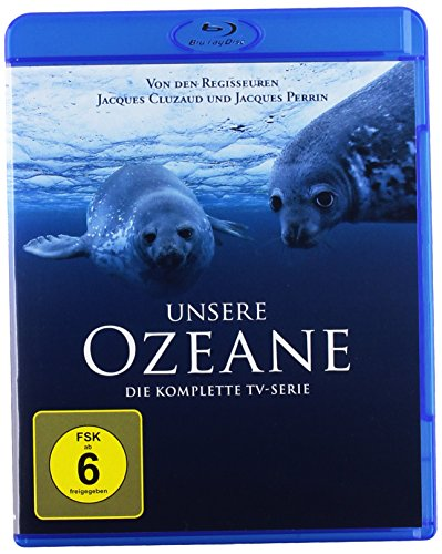 Unsere Ozeane - Die komplette TV-Serie [Blu-ray]
