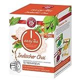 Teekanne easy Tea Indischer Chai 10 Teekaspeln - kompatible Tee Kapseln für Nespresso ®* Maschinen