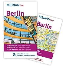 Berlin: Mit Kartenatlas im Buch und Extra-Karte zum Herausnehmen (MERIAN live)
