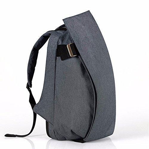 TBB-Zaino zaino outdoor da viaggio alla moda tendenza semplice di grande capacità borsa per computer,Tromba Viola large blue
