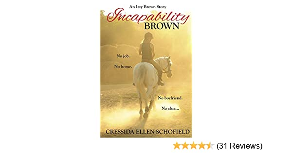 Incapability Brown (The Izzy Brown Stories Book 1)