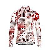UGLYFROG Magliette Bici Invernale Uomo Maglia Ciclismo Manica Lunga Camicia MTB per Corsa Bici FLNL04