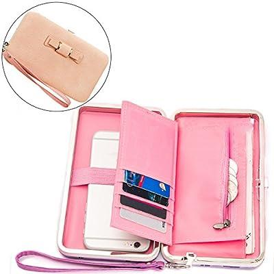 Long Style Handbag Purse Cellphone Case