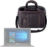 Maletín De Alta Calidad Para Portátil Asus ROG GL502VT , ROG Strix GL553 , ZenBook UX510 GL62 - Con Asa Regulable Para El Hombro - DURAGADGET