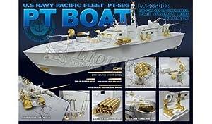 Lion Roar las35003-Accesorios de construcción U.S. Marina PT Boat PT de 596Hot resumed,