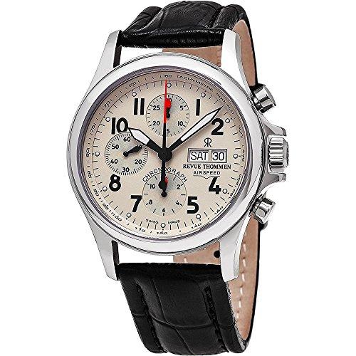 Revue Thommen Reloj de hombre automático 41mm caja de acero 17081.6538