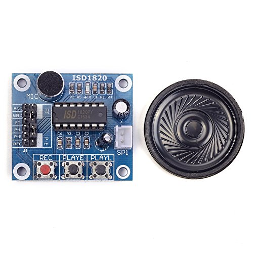 Cylewet ISD1820 Lautsprecher zur Wiedergabe von Sound, Stimmenaufnahme, Audioaufnahmen, f�