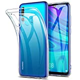 AINOYA Coque Huawei Honor 20 Lite, Etui Transparent Silicone TPU Souple, Bumper Housse de Protection pour Huawei Honor 20 Lite.