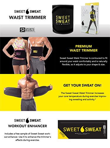 Sweet Sweat Belt, – Waist Trimmers