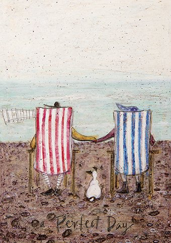 Desertcart oman sam toft buy sam toft products online in oman perfect day retirement card by sam toft st2314 m4hsunfo