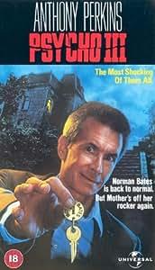 Psycho 3 [VHS]