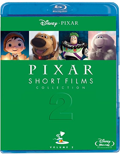Short 2 Pixar (Pixar Shorts Volume 2 [Blu-ray] [UK Import])